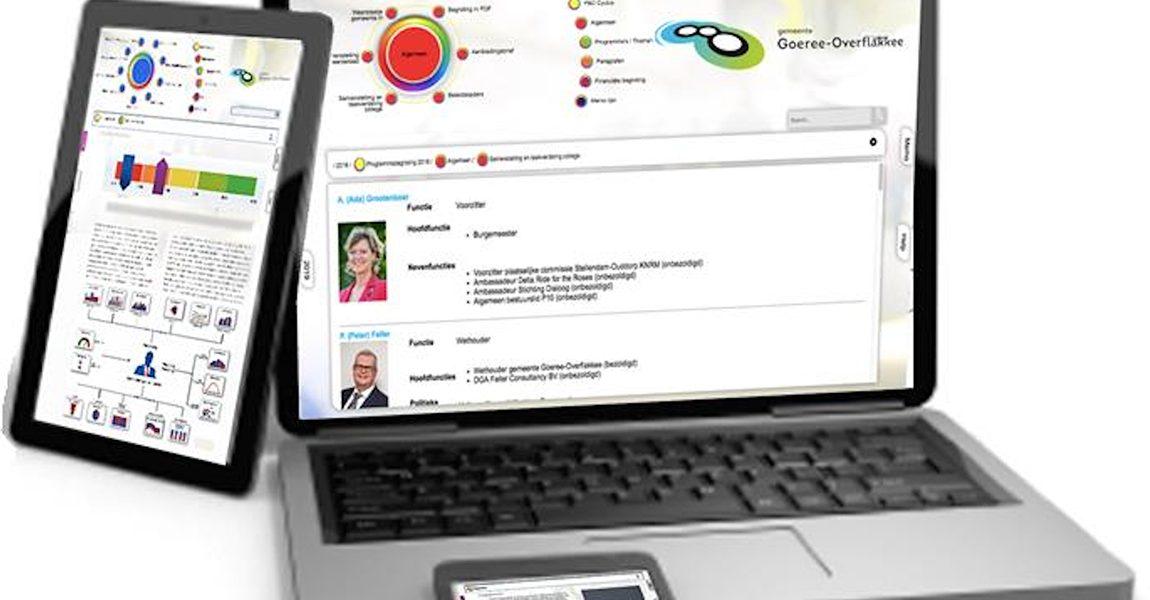 Nieuwe web-app gemeentelijke financiën!