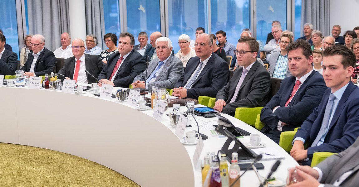 SGP-fractie pleit voor solide financieel beleid