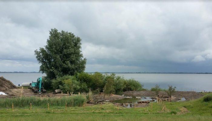 Geslaagde opening natuurspeelplaats Middelharnis