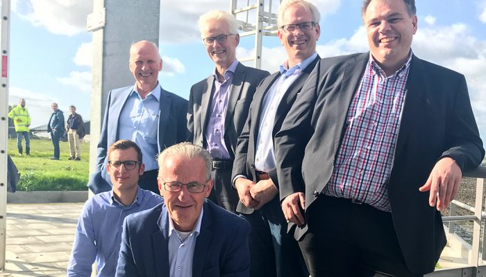 SGP geeft steun aan ambities van Waterschap Hollandse Delta