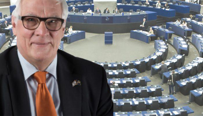 Europarlementariër Belder bij SGP-jongeren Flakkee