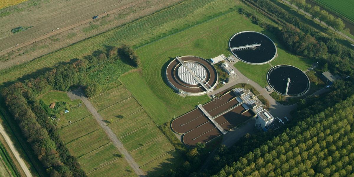 Start renovatie rioolwaterzuivering Goedereede