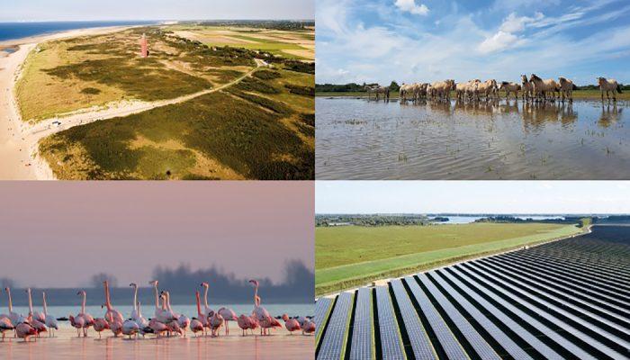 Goeree-Overflakkee, Schouwen-Duiveland, Veere en Westvoorne benoemd tot beste duurzame natuurbestemming wereldwijd!