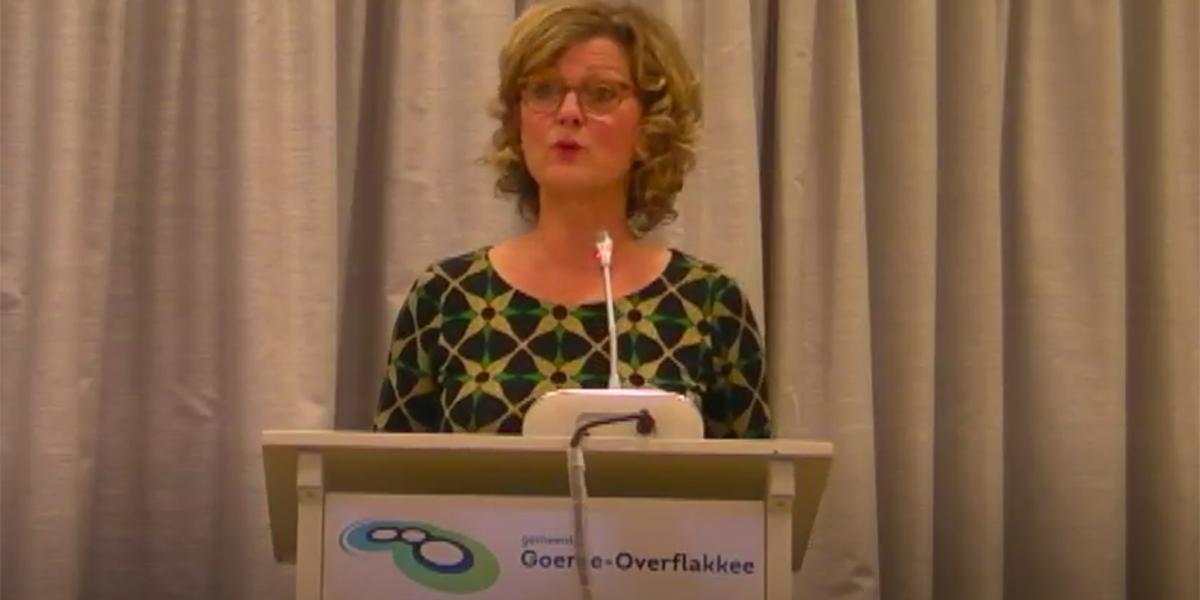 Burgemeester Ada Grootenboer-Dubbelman aanbevolen voor herbenoeming