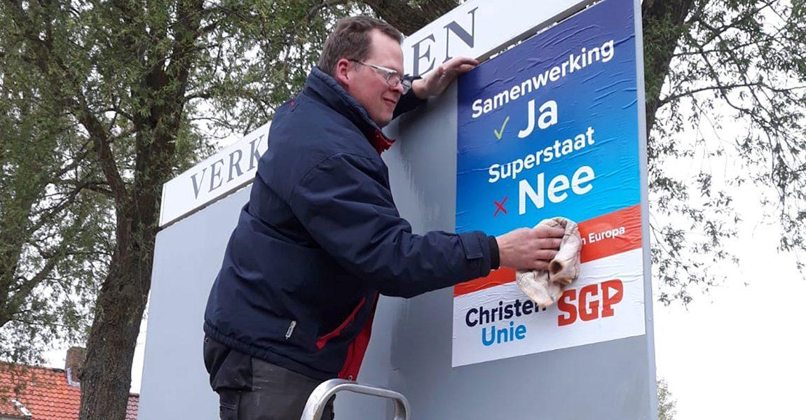 Samenwerking Ja, Superstaat Nee | Voor een christelijk geluid in Europa