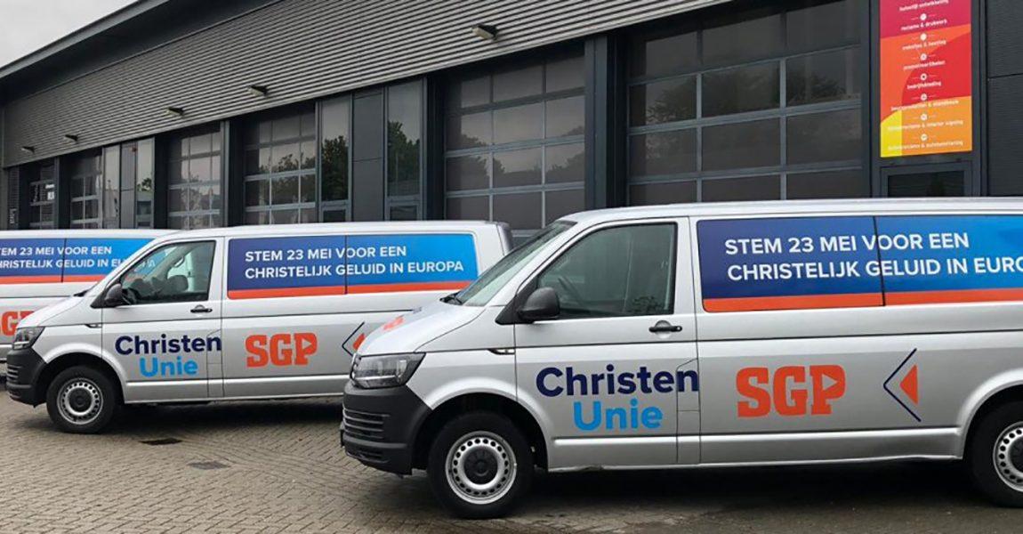 ChristenUnie/SGP combinatie veruit de grootste op Goeree-Overflakkee