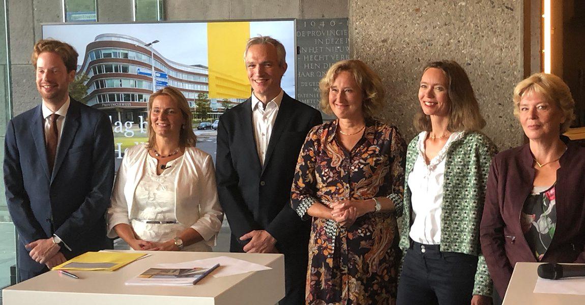 SGP doet mee aan nieuwe coalitie Zuid-Holland: 'Elke dag beter'