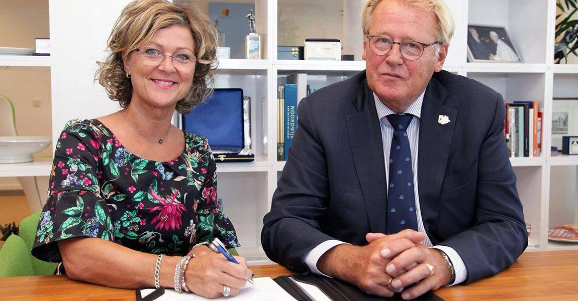 Herbenoeming burgemeester Goeree-Overflakkee