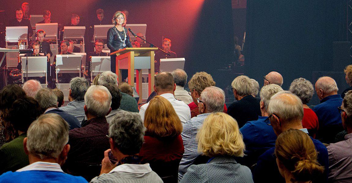 'Vrijheidsconcert 75 jaar' een succes!