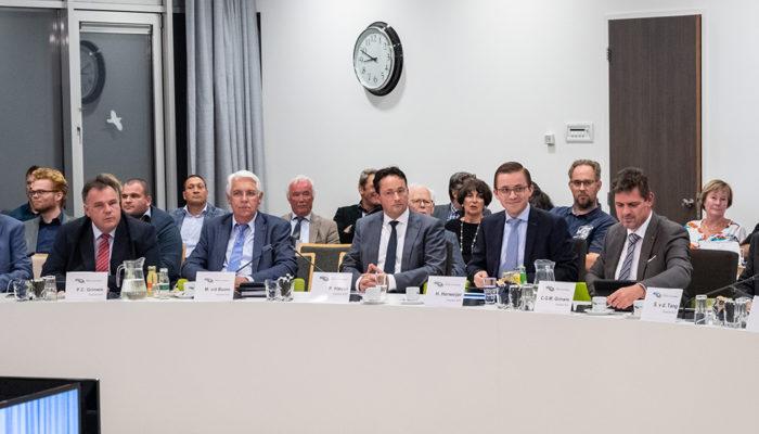 Open fractiebijeenkomsten SGP