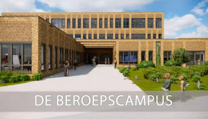 Bouw beroepen campus gestart