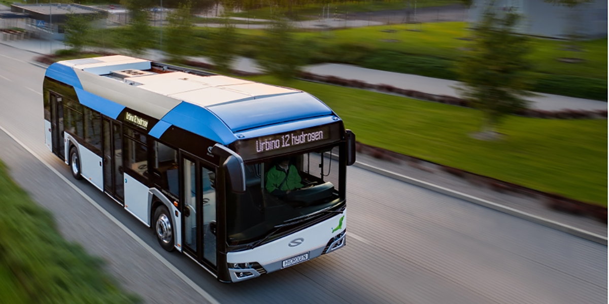 Vanaf 2021 start de waterstofbus op Goeree-Overflakkee