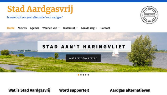 5,6 miljoen euro subsidie voor waterstof in Stad aan 't Haringvliet