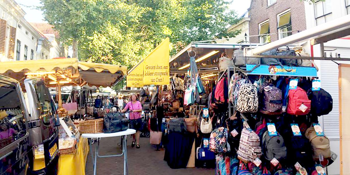 SGP: markt is onlosmakelijk verbonden met Sommelsdijk