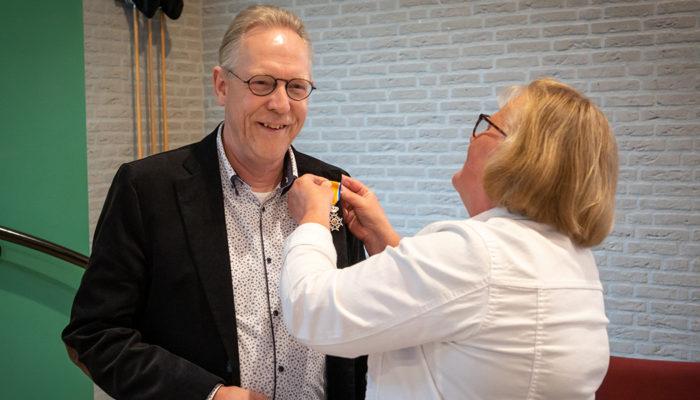 Koninklijke Onderscheiding voor SGP-bestuurslid Butijn