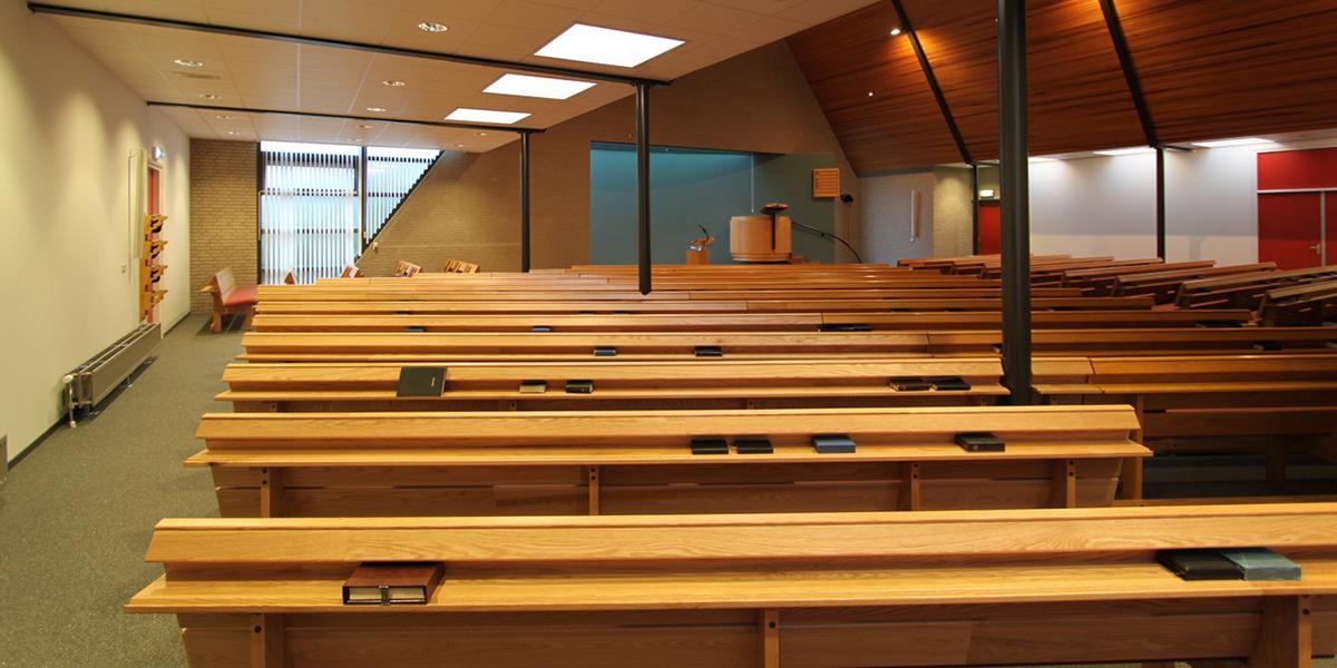 SGP-Tijdrede verplaatst naar Gereformeerde Gemeente Ooltgensplaat