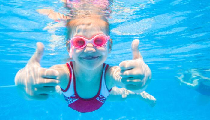 Zwemdiploma A opgenomen in Kindpakket Goeree-Overflakkee