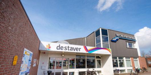 Vaccinatielocatie De Staver in Sommelsdijk maandag 1 maart open