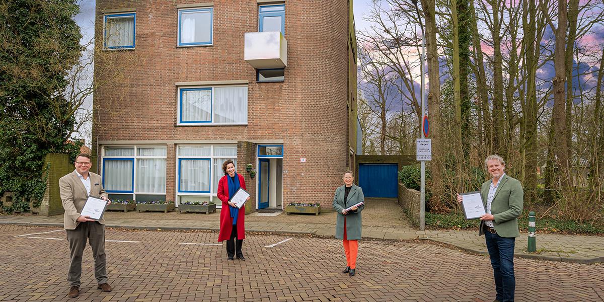 Tussenvoorziening de Hobbemastraat voor dak- en thuislozen opent bijna haar deuren