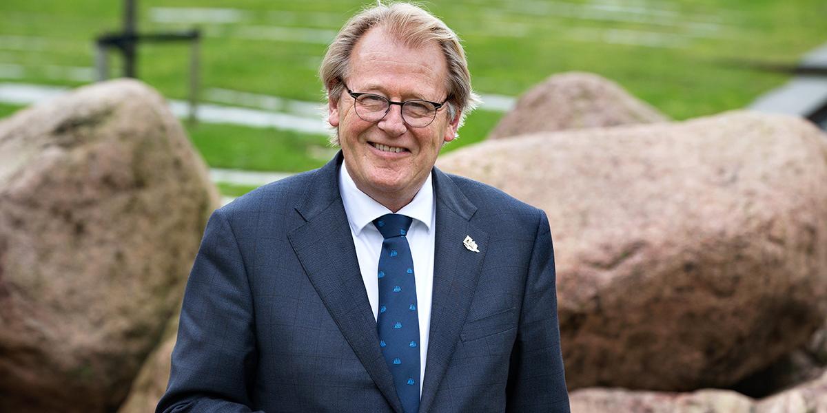 Commissaris van de Koning brengt digitaal bezoek aan Goeree-Overflakkee