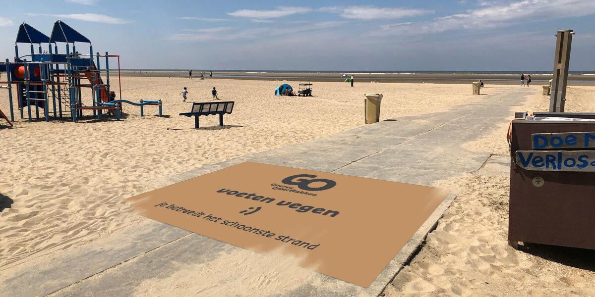 Ouddorp heeft schoonste strand van Zuid-Holland